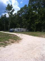RV  PARK in Fort Polk, Louisiana
