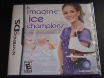 NEW Imagine DS Ice Champions game in Fort Riley, Kansas