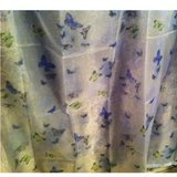 Butterfly Shower Curtain in Leesville, Louisiana