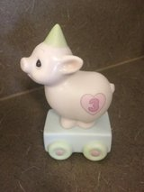 Precious Moments Birthday Train Pig - age 3 in Fort Campbell, Kentucky