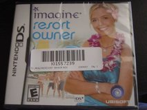 NEW Imagine Resort Owner DS game in Fort Riley, Kansas